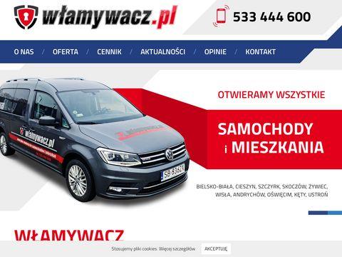 Wlamywacz.pl - awaryjne otwieranie samochodów