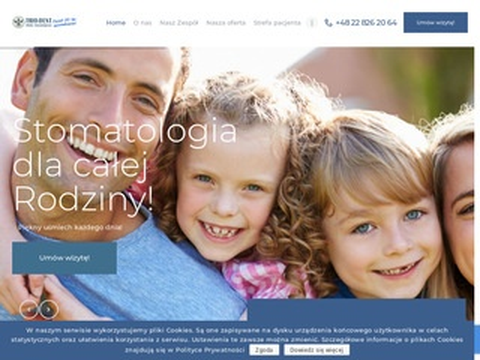 Triodent.com.pl gabinet stomatologiczny