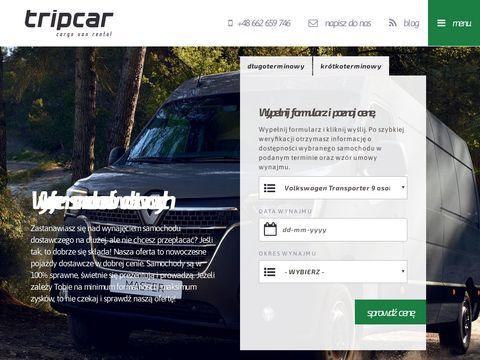 Tripcar.pl wynajem samochodów Katowice