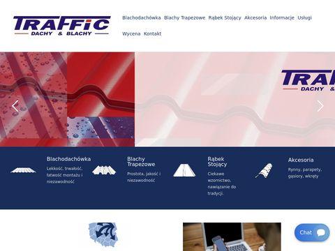 Traffic-blachy.pl - Białystok