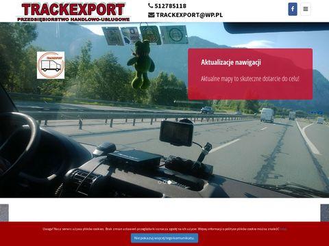 Transport Przeprowadzki Wrocław - Trackexport
