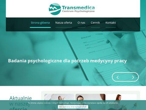 Transmedica24.pl psychotesty Limanowa