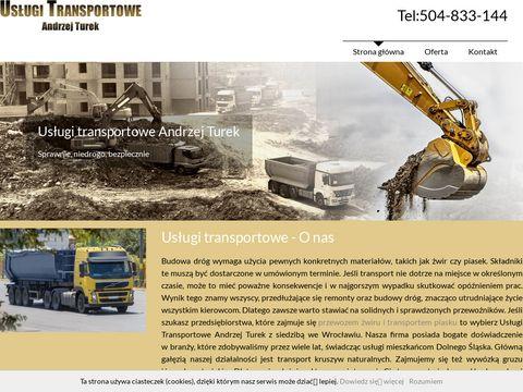 Transportkruszyw-wroclaw.com.pl ziemia ogrodowa