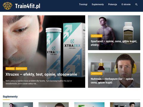 Train4fit.pl trening na siłowni