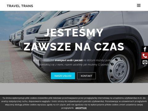 Travel-trans.pl firma transportowa