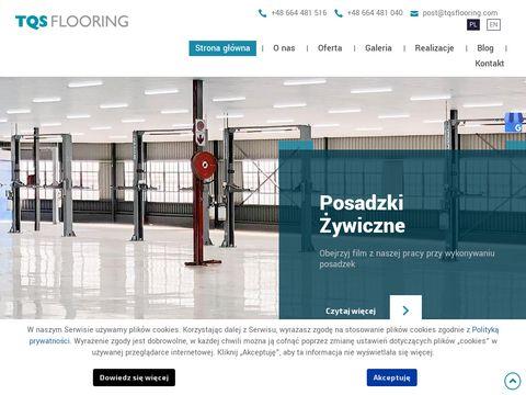 Tqsflooring.com posadzka żywiczna