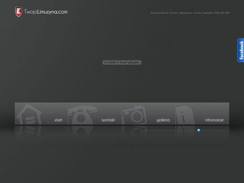 Twojalimuzyna.com wynajem limuzyn Warszawa