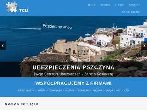 Twojecu.pl ubezpieczenia Pszczyna