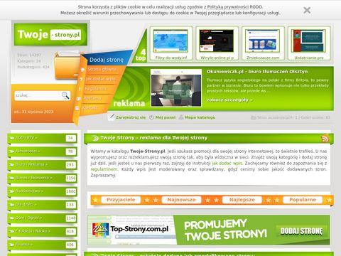 Twoje-Strony.pl katalog stron