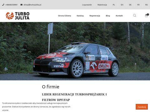 F.H.U. Julita Krzysztof Witek regeneracja turbin