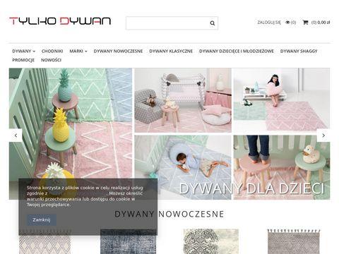Tylko Dywan - Największy sklep internetowy z dywanami