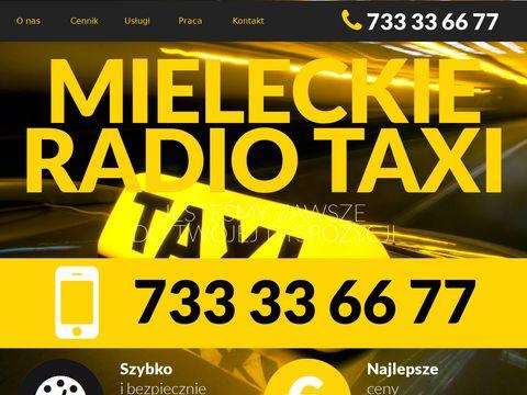 Taxi-mielec.com.pl