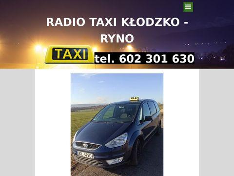 Taxirynoklodzko.pl