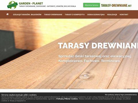 Tarasy-drewniane.net kompozytowe