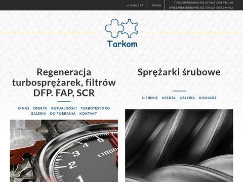 Tarkom.eu - wymiana turbiny