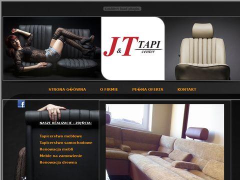 Tapicerstwo samochodowe Pabianice - tapicenter.pl