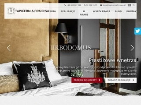 Tapicerniafirmowa.pl