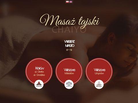 Tajskimasaz.pl - masaż w Krakowie