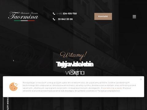 Taormina.com.pl pizza Oświęcim
