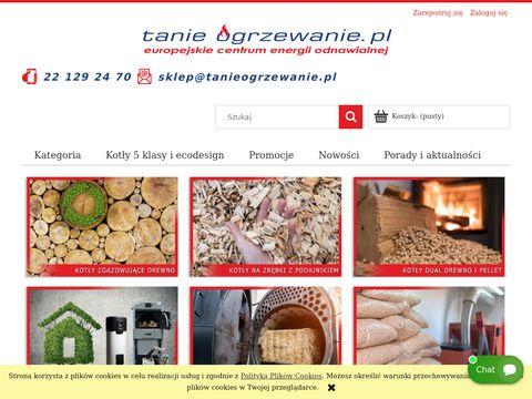 Tanieogrzewanie.pl - kotły co