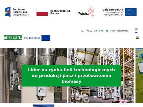 Produkcja pasz testmer.pl