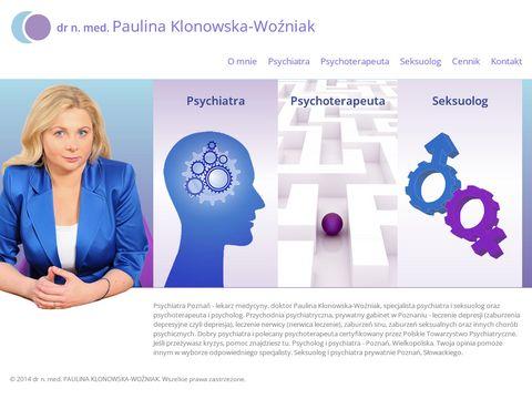 Terapia.poznan.pl psychiatra