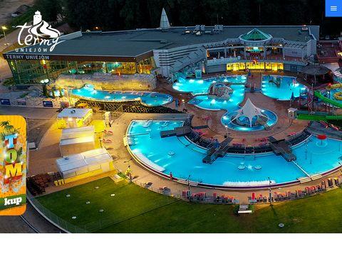 Termyuniejow.pl - baseny termalne Uniejów