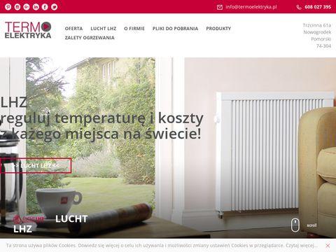 Grzejniki elektryczne termoelektryka.pl