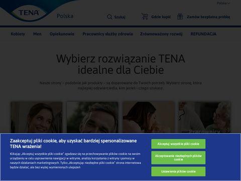 Tena.pl - popuszczanie moczu