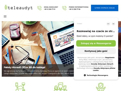 Teleaudyt.pl