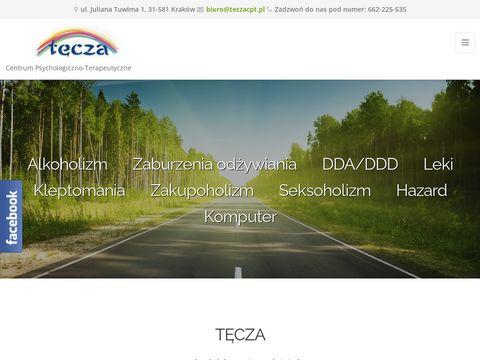 Teczacpt.pl - leczenie alkoholizmu