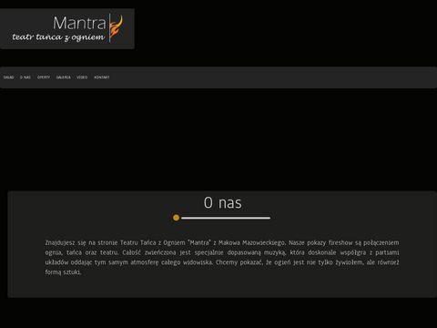 Fireshow teatrmantra.pl