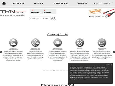 Hurtownia - akcesoria GSM