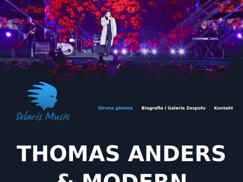 Thomasanders.pl - koncert