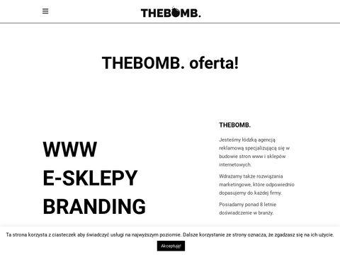 Agencja Reklamowa Łódź The Bomb Solution