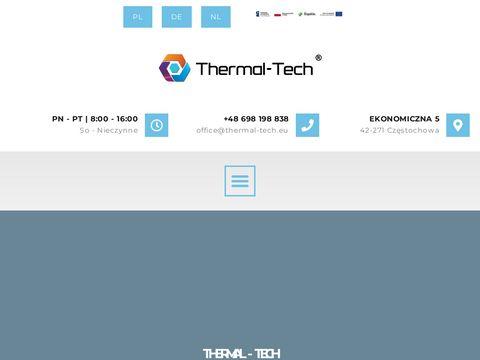 Thermal-Tech termiczna izolacja