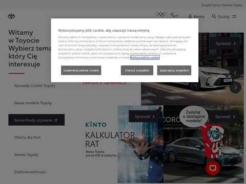 Toyota.sosnowiec.pl jazdy próbne