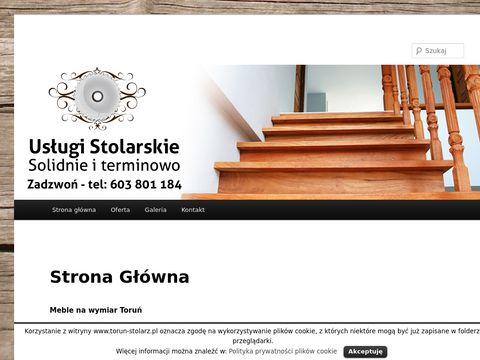 Torun-stolarz.pl meble na wymiar najlepsze ceny