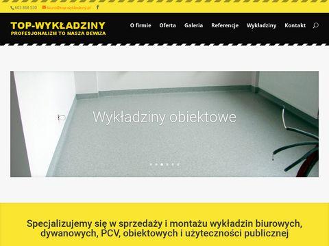 Top-wykladziny.pl montaż wykładziny dywanowej i PCV