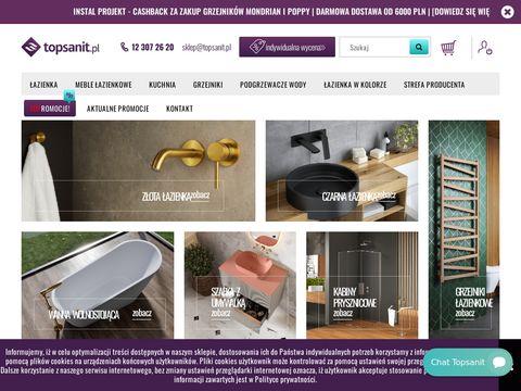 Topsanit.pl - akcesoria do łazienki