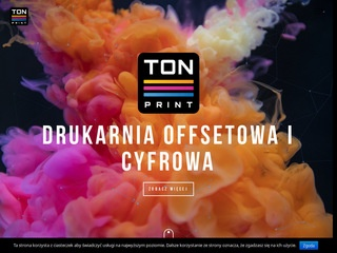 Drukarnia Ton Print Warszawa