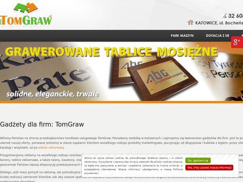 Tomgraw Grawerton Katowice