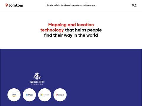 Tomtom.com nawigacja samochodowa