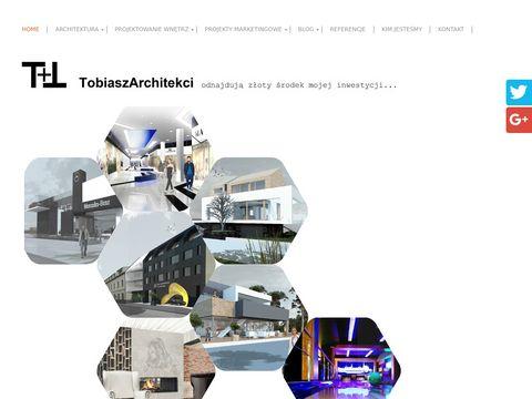 Tobiaszarchitekci.pl projektowanie wnętrz