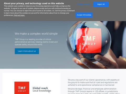 TMF Group - globalne usługi biznesowe