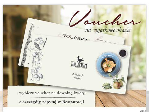 Tłusta Kaczka restauracja Sopot - Gdynia