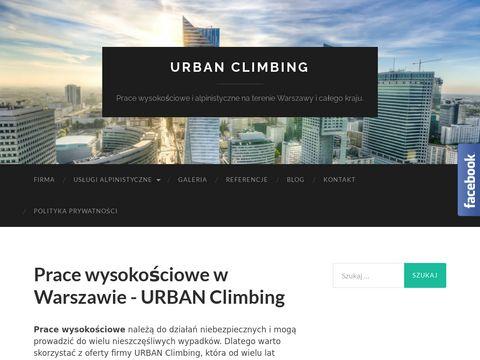 Urbanclimbing.pl