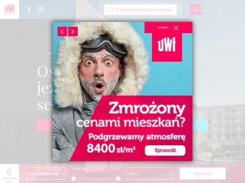 Uwi.com.pl mieszkania do kupienia w Poznaniu
