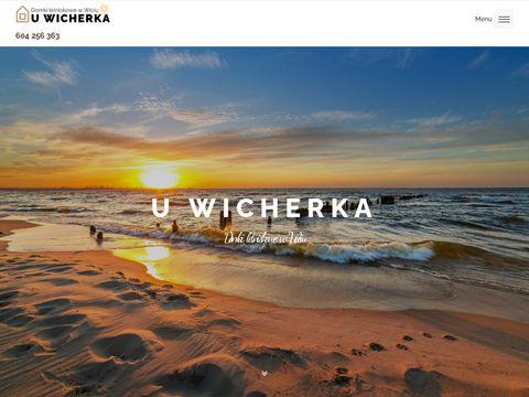 Uwicherka.pl domki letniskowe Wicie
