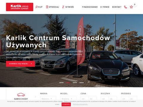 Samochody używane - uzywane.karlik.poznan.pl